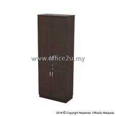 Q-YTD21-W SWINGING DOOR HIGH CABINET